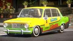 VAZ 2101 BR PJ2 para GTA 4