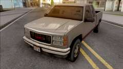 GMC Sierra 1998 Grey para GTA San Andreas