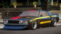 Ford Mustang TR Custom PJ5 para GTA 4