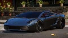 Lamborghini Gallardo Custom para GTA 4