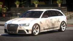 Audi RS4 GST PJ6