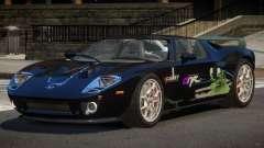 Ford GT R-Tuning PJ3 para GTA 4