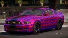 Ford Mustang GST PJ3 para GTA 4