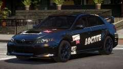 Subaru Impreza WRX SR PJ5