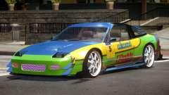 Nissan 240SX D-Tuned PJ4 para GTA 4