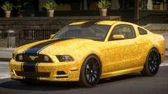 Ford Mustang GST PJ1 para GTA 4