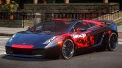 Lamborghini Gallardo FSI PJ4 para GTA 4