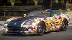 Dodge Viper SRT M-Sport PJ1 para GTA 4