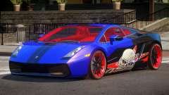 Lamborghini Gallardo FSI PJ5 para GTA 4
