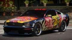Ford Mustang G-Tuned PJ4 para GTA 4