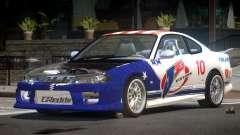 Nissan Silvia S15 M-Sport PJ5 para GTA 4