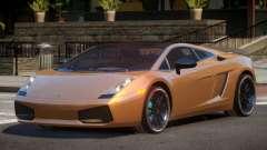 Lamborghini Gallardo FSI para GTA 4