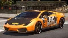 Lamborghini Gallardo LP560 MR PJ1 para GTA 4