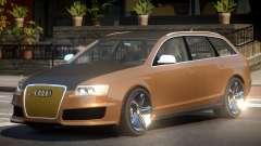 Audi RS6 UL para GTA 4