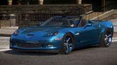 Chevrolet Corvette C6 GS para GTA 4
