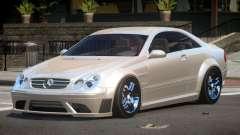 Mercedes Benz CLK63 GT para GTA 4
