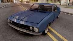 Chevrolet Camaro 1967 Blue
