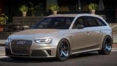Audi RS4 GST