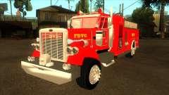 Peterbilt 379 Fire Truck