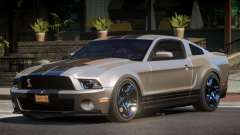 Shelby GT500 TR para GTA 4