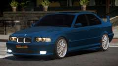 BMW 320I MS para GTA 4