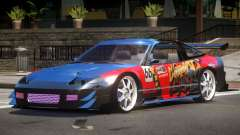 Nissan 240SX D-Tuned PJ6 para GTA 4
