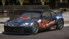 BMW M3 GT2 MS PJ2 para GTA 4