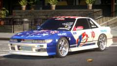 Nissan Silvia S13 TR PJ6 para GTA 4