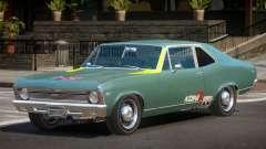 Chevrolet Nova RT PJ3 para GTA 4