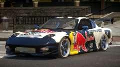 Mazda RX7 PSR PJ1 para GTA 4