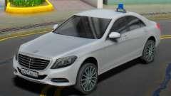 Mercedes-Benz S500 W222 ELS