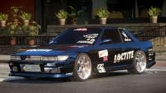Nissan Silvia S13 TR PJ4 para GTA 4