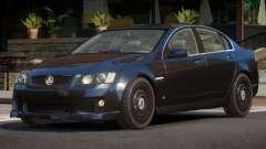 Holden Commodore Spec