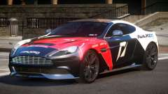 Aston Martin Vanquish LT PJ6 para GTA 4