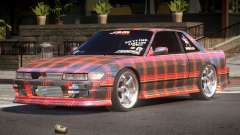 Nissan Silvia S13 TR PJ5 para GTA 4