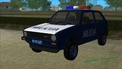 VW Golf Mk1 Yugoslav Yugoslav Milicija (police)