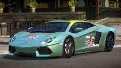 Lamborghini Aventador LP700-4 GS PJ4 para GTA 4