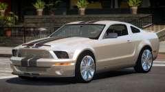 Shelby GT500 ML para GTA 4