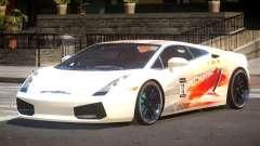 Lamborghini Gallardo FSI PJ2 para GTA 4