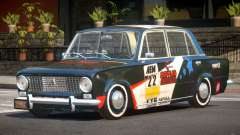 VAZ 2101 BR PJ3 para GTA 4