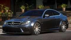 Mercedes Benz C63 A-Style para GTA 4
