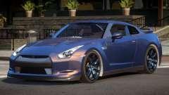 Nissan GTR ST para GTA 4