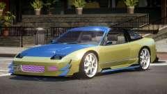 Nissan 240SX D-Tuned para GTA 4