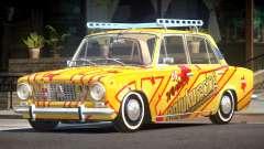 VAZ 2101 BR PJ4 para GTA 4