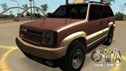 GTA IV Declasse Grande Fazendeiro (FIV-VEHFUNCS) para GTA San Andreas
