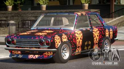 Datsun Bluebird L-Tuning PJ4 para GTA 4