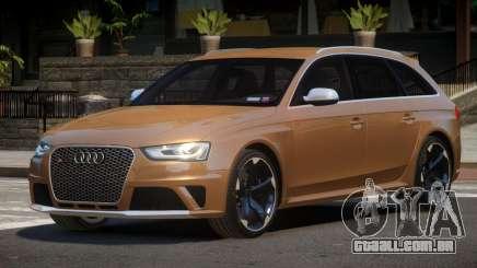 Audi RS4 S-Tuned para GTA 4