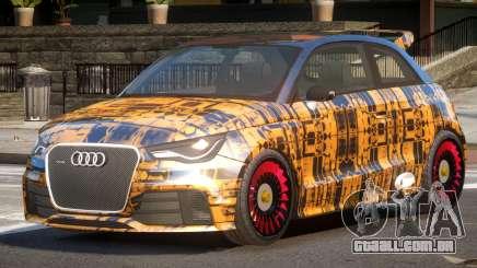 Audi A1 G-Style PJ1 para GTA 4