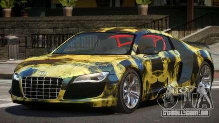 Audi R8 R-Tuned PJ4 para GTA 4