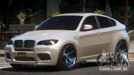 BMW X6M SR para GTA 4